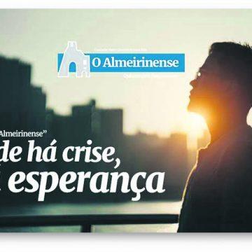 Onde há crise, há esperança: 8 de junho de 2021