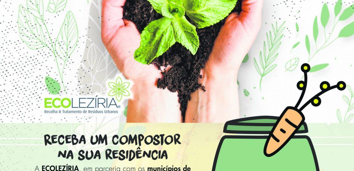 Ecolezíria apresenta sessão de compostagem na cidade de Almeirim