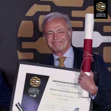 Quinta do Casal Branco brilha no Concurso Vinhos de Portugal
