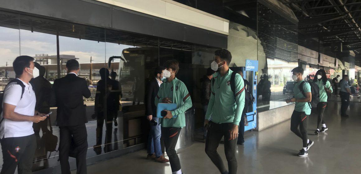 Daniel Bragança a caminho do Europeu