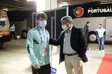 Daniel Bragança atinge Final do Europeu