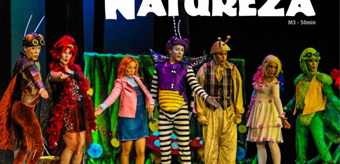 "Cineteatro recebe musical ""Dona Natureza"""
