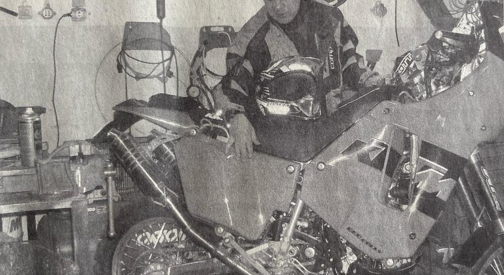 Faleceu motard de Almeirim
