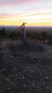 Baloiço retirado da Serra