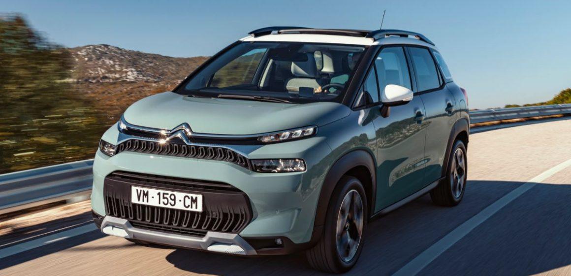 Lançamento Citroën C3 Aircross