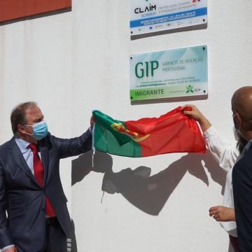 Almeirim recebe inauguração do GIP Imigrante