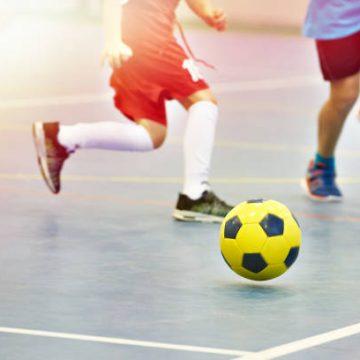 FutAlmeirim inicia escola de Futsal