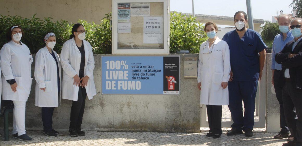 Unidades de Saúde do concelho combatem o tabagismo