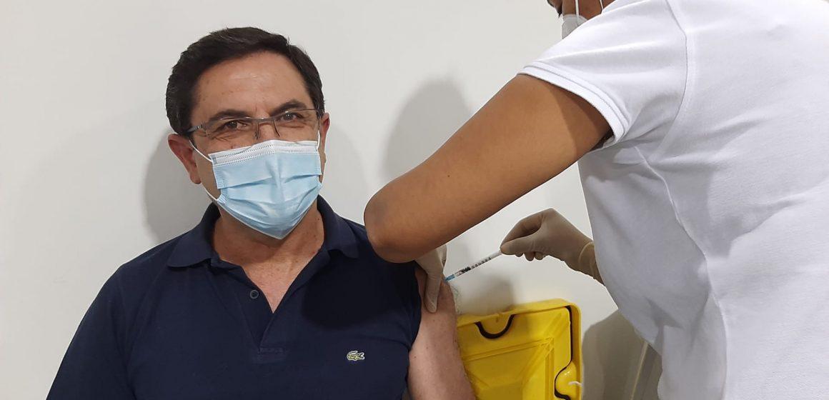 Almeirim próximo das 20 mil vacinas contra a Covid-19
