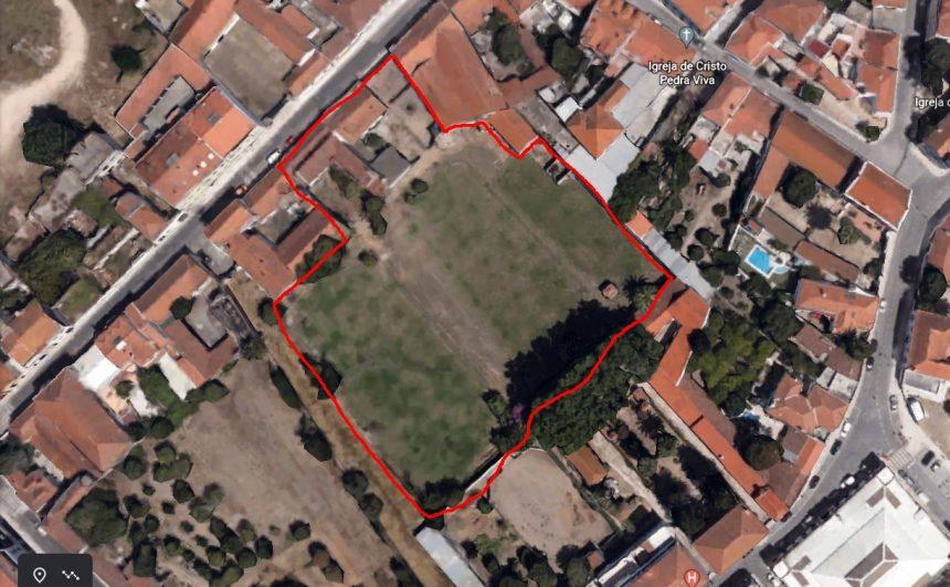 Câmara compra terreno de quase 10 mil metros
