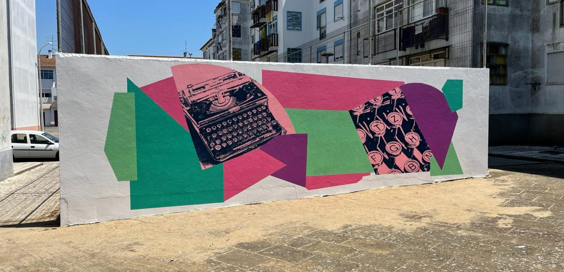 Arte Urbana em Almeirim