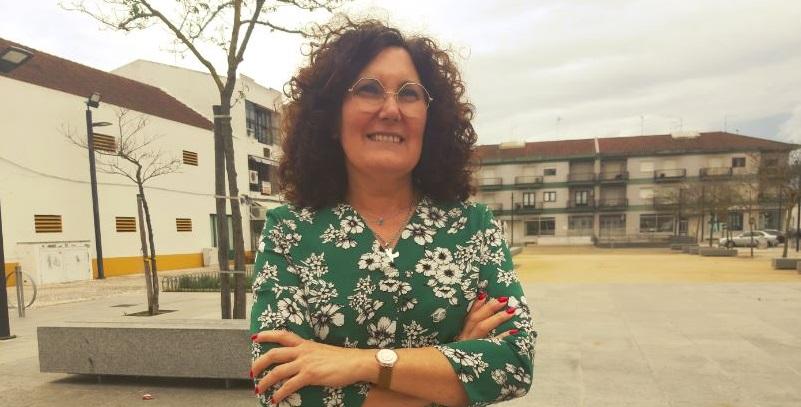 Helena Fidalgo na lista do PS