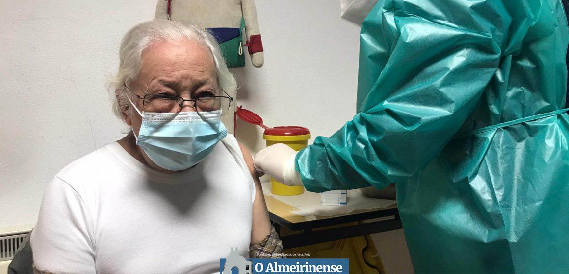 Covid-19: Concelho já administrou 26 mil vacinas