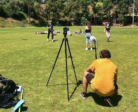 Vídeo, dança e estátuas vivas são destaques na programação em rede da CIMLT