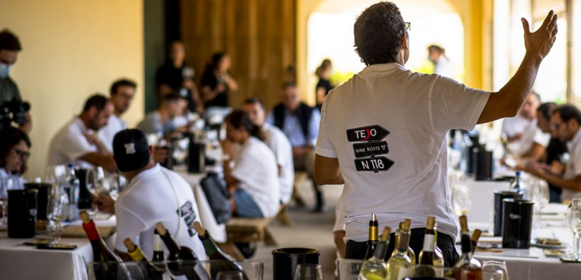 Vinhos do Tejo criam 'Tejo Wine Route 118' para promover o enoturismo da região