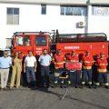 C.A Ferreira oferece equipamento aos Bombeiros Voluntários de Almeirim