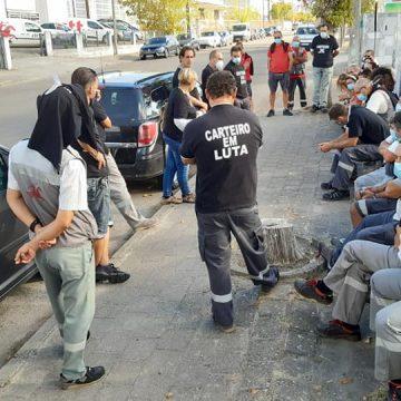 Carteiros de Almeirim, Santarém e Alpiarça realizam greve diária