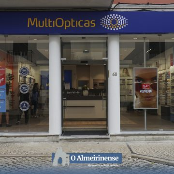 Multiópticas abre espaço em Almeirim