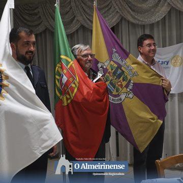 Rotary Club de Almeirim distingue almeirinenses