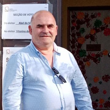 Eleições Autárquicas: António Nunes vota