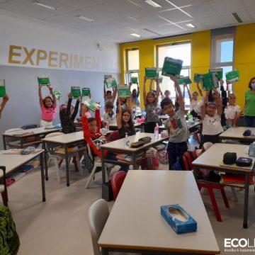 Ecolezíria lança concurso para escolas