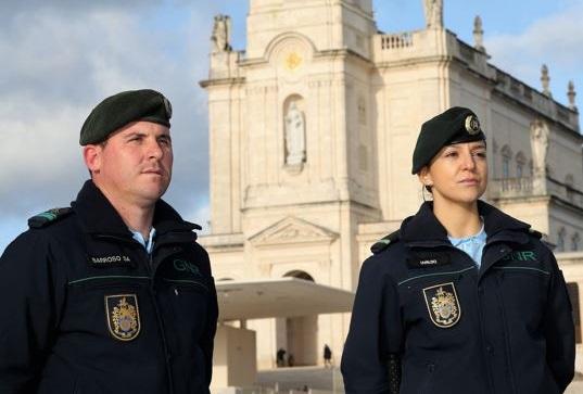 """Operação """"Trindade 2021"""": Segurança da Peregrinação Internacional em Fátima"""