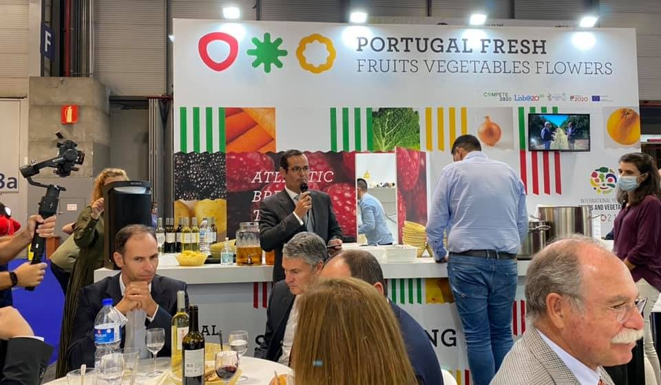 Almeirim representado na Fruit Attraction 2021