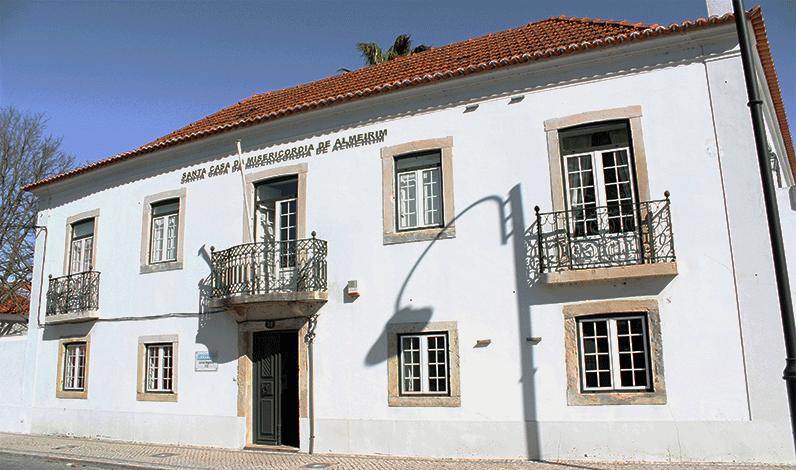 Santa Casa da Misericórdia de Almeirim eleita pelos melhores alunos do concelho