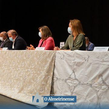 Tomada de posse em Almeirim com Pedro Ribeiro a iniciar o último mandato