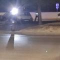 Despiste em rotunda… condutor deixa viatura