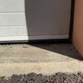 Ladrões tentam assaltar garagens